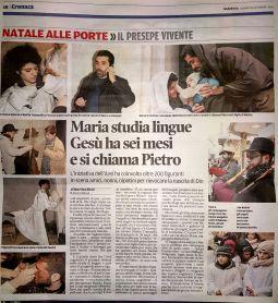 Articolo Gazzetta di Reggio